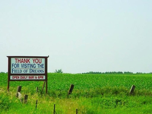 Thank You for Visiting the Field of Dreams Iowa USA.jpg